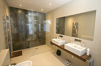 View our Bathrooms Examples of Work